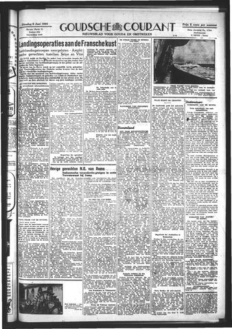 Goudsche Courant 1944-06-06