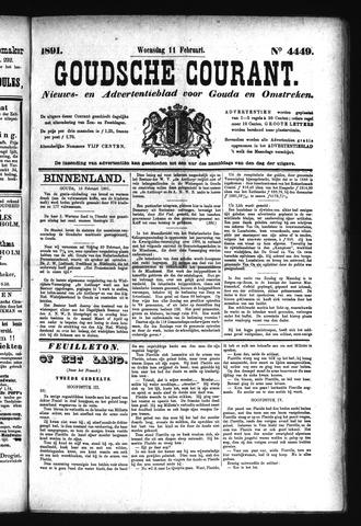 Goudsche Courant 1891-02-11