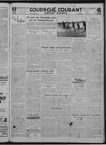 Goudsche Courant 1948-09-30