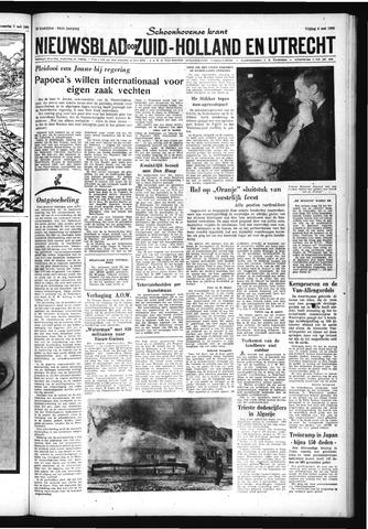 Schoonhovensche Courant 1962-05-04