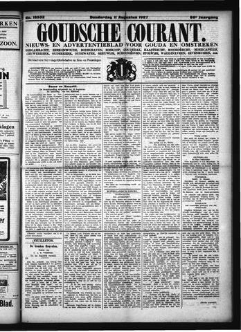 Goudsche Courant 1927-08-11