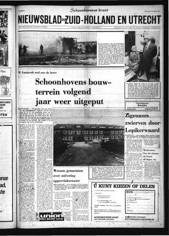 Schoonhovensche Courant 1973-11-14