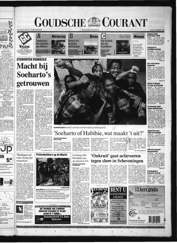 Goudsche Courant 1998-05-22