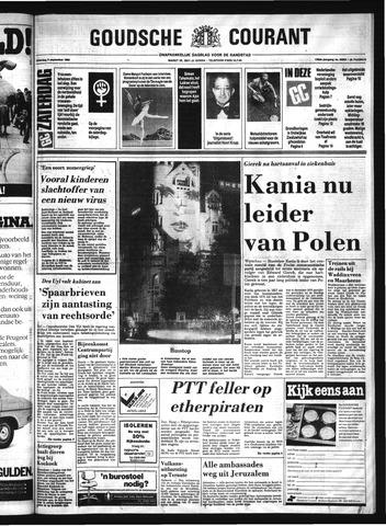 Goudsche Courant 1980-09-06