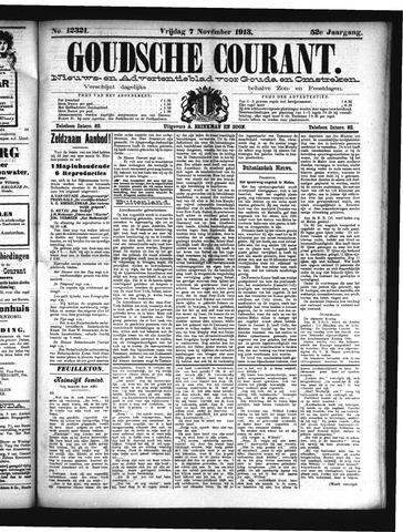 Goudsche Courant 1913-11-07