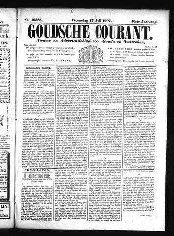 Goudsche Courant 1907-07-17