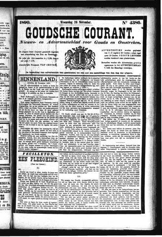 Goudsche Courant 1890-11-26