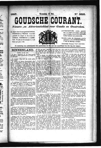 Goudsche Courant 1887-05-25