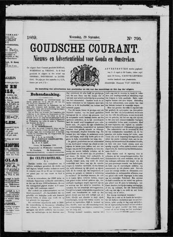 Goudsche Courant 1869-09-29