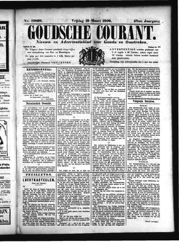 Goudsche Courant 1909-03-19