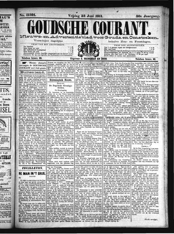 Goudsche Courant 1911-06-23