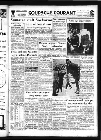 Goudsche Courant 1958-02-08