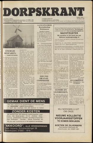 Dorpskrant 1980-02-29