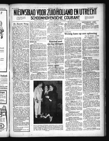 Schoonhovensche Courant 1948-11-29