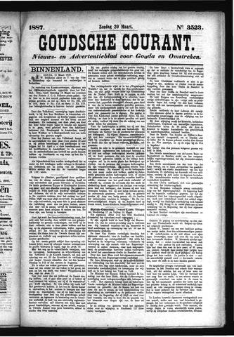 Goudsche Courant 1887-03-20