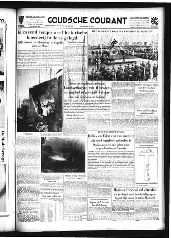 Goudsche Courant 1954-09-18