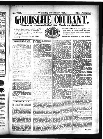 Goudsche Courant 1896-10-28