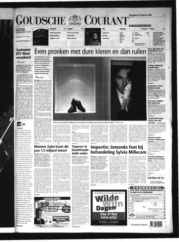 Goudsche Courant 2004-02-18