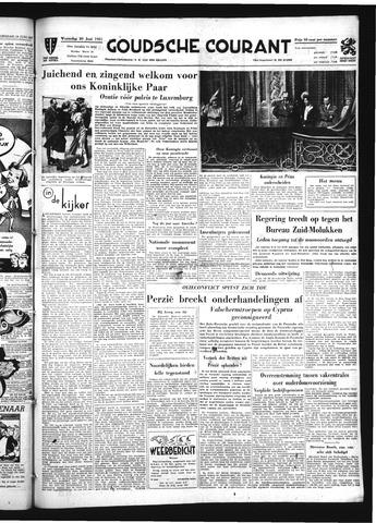Goudsche Courant 1951-06-20