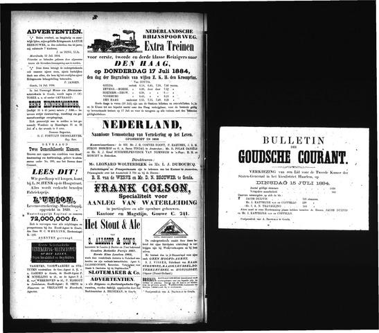 Goudsche Courant 1884-07-17