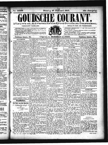 Goudsche Courant 1917-02-27