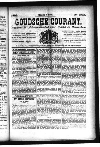 Goudsche Courant 1889-03-04