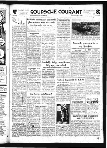 Goudsche Courant 1950-10-19