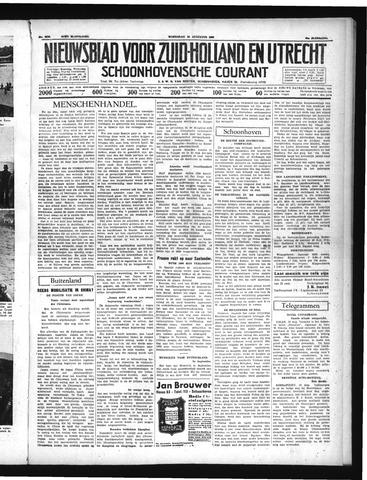 Schoonhovensche Courant 1937-08-18