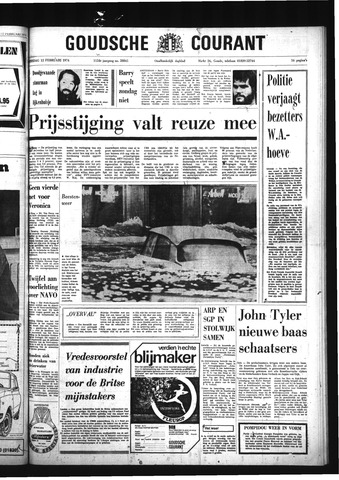 Goudsche Courant 1974-02-12