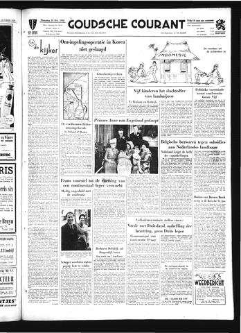 Goudsche Courant 1950-10-23