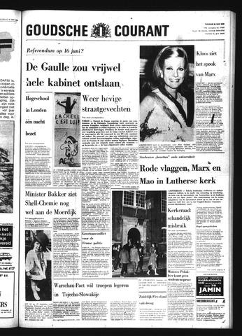 Goudsche Courant 1968-05-24