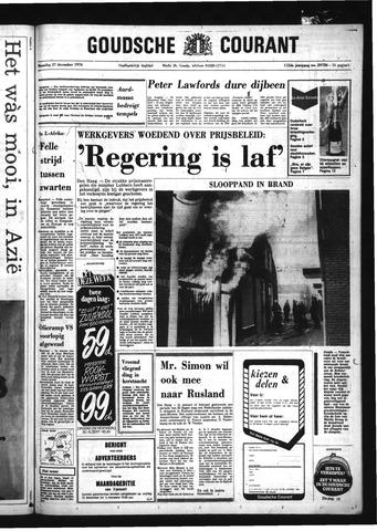 Goudsche Courant 1976-12-27