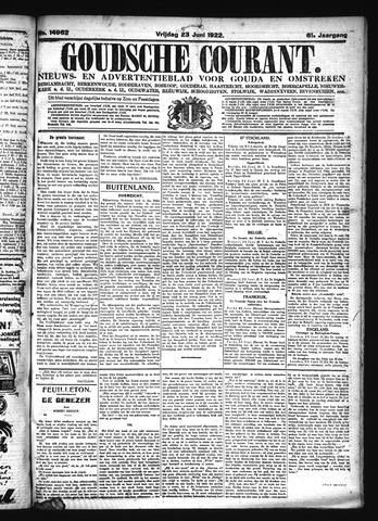 Goudsche Courant 1922-06-23