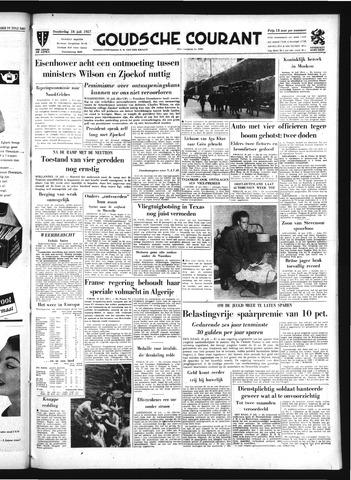 Goudsche Courant 1957-07-18