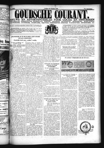 Goudsche Courant 1938-10-28