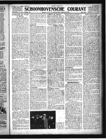Schoonhovensche Courant 1944-02-08
