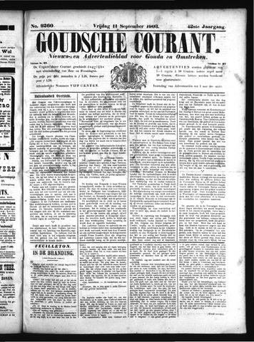 Goudsche Courant 1903-09-11