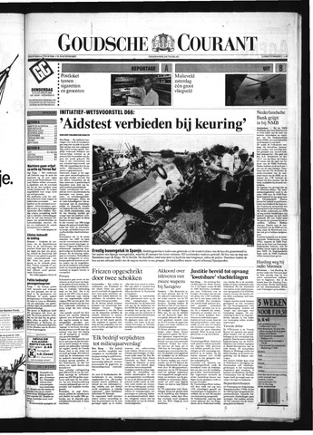 Goudsche Courant 1992-08-20