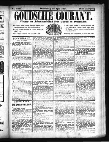 Goudsche Courant 1897-04-22