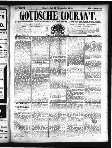 Goudsche Courant 1913-09-11