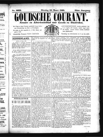 Goudsche Courant 1896-03-24