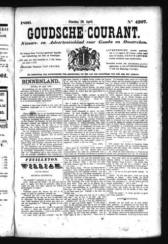 Goudsche Courant 1890-04-29