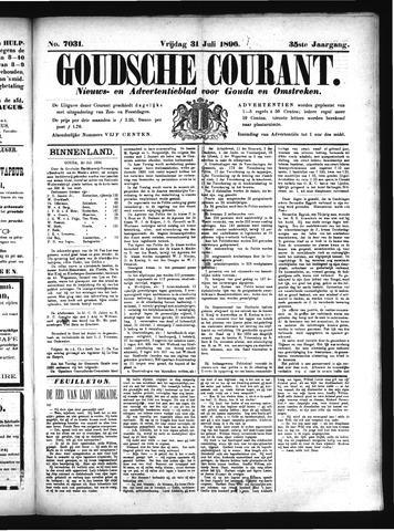 Goudsche Courant 1896-07-31
