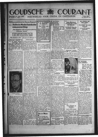 Goudsche Courant 1940-09-30
