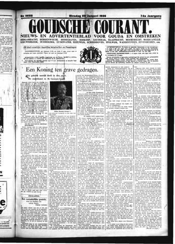 Goudsche Courant 1936-01-28