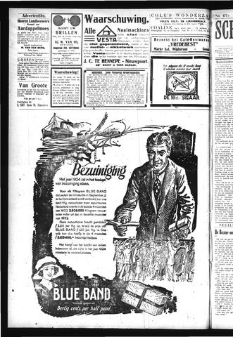 Schoonhovensche Courant 1924-02-11