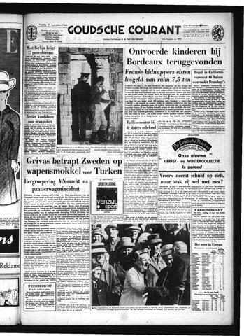 Goudsche Courant 1964-09-25