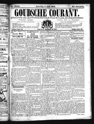 Goudsche Courant 1914-04-04