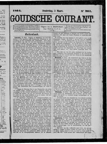 Goudsche Courant 1864-03-03