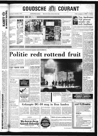 Goudsche Courant 1979-09-08